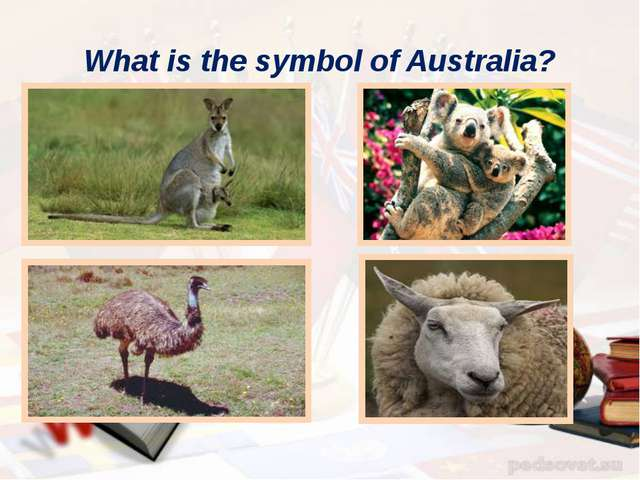 What is the symbol of Australia?
