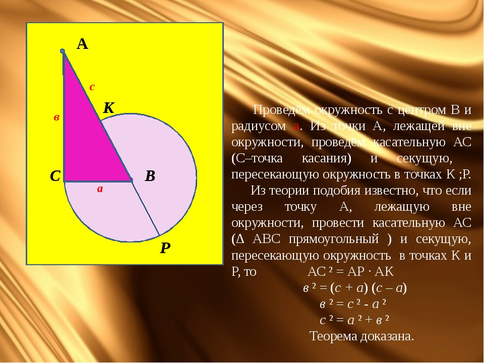 В А Р С К а в с Проведём окружность с центром В и радиусом а. Из точки А, ле...