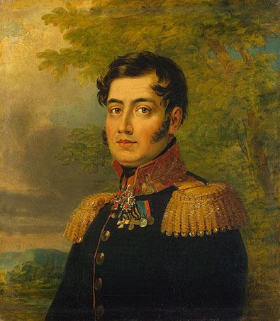 Михаил Андреевич Арсеньев