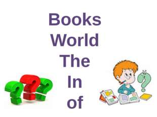 Books World The In of