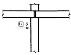 Описание: Рис. 29.4. Пример указания невертикальности