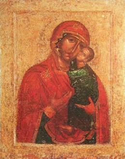 икона Божией матери «ТОЛГСКАЯ» Богородица