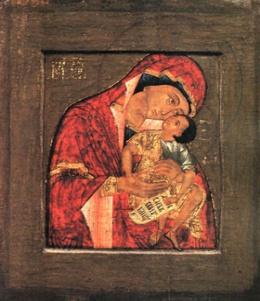икона Богородицы «ВЗЫГРАНИЕ» УГРЕШСКАЯ