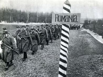Описание: 24 августа 1944 года советские войска освободили Кишинёв от немецко-фашистских захватчиков.