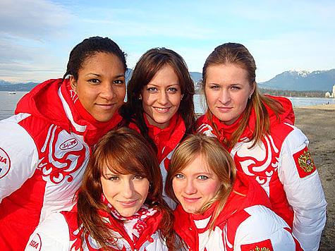 сборная россии по керлингу женская