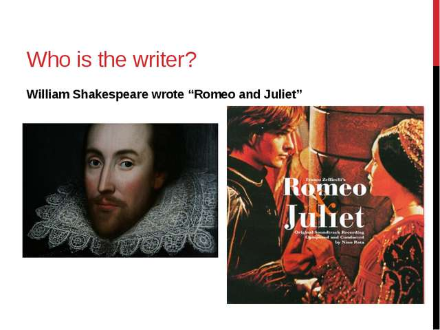 romeo and juliet who is Free essay: who to blame for the tragedy of romeo and juliet in this essay i will be discussing my opinion of who is to blame for the tragedy or both romeo.