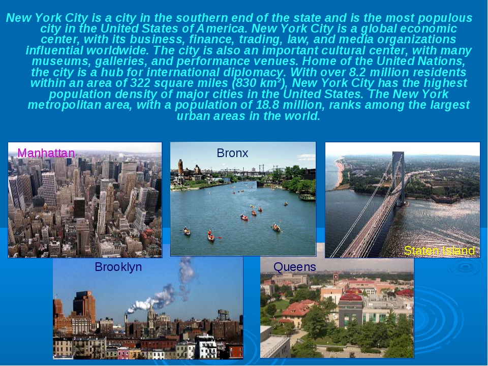 major cities as a countrys typical cultural and economic examples