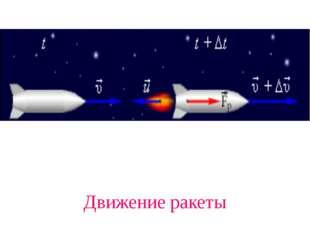 Движение ракеты