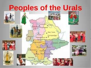 Peoples of the Urals