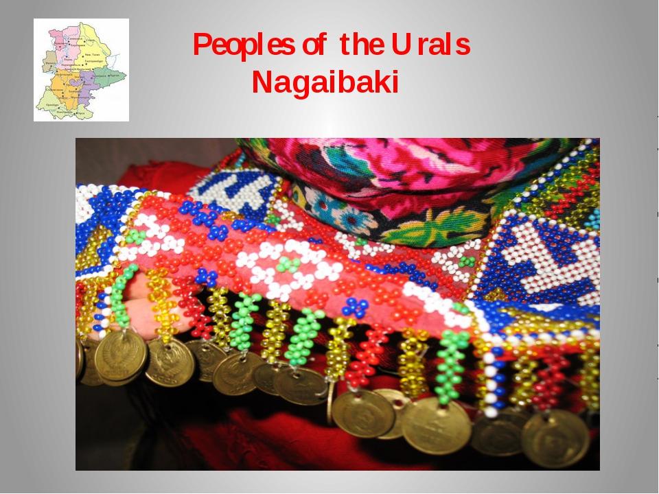 Peoples of the Urals Nagaibaki