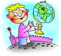 Описание: Изучение поверхности земли