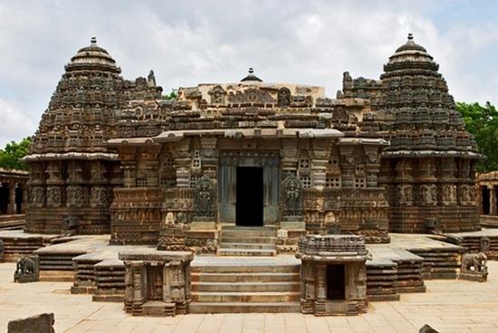 Древняя архитектура Индии: храмы