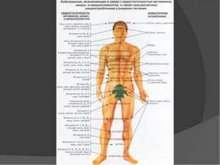 Тест Заболевание, связанное с недостатком в организме какого-либо витамина: А