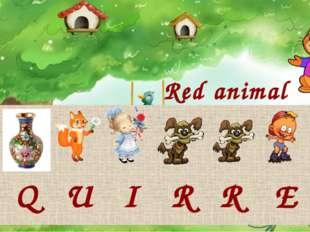 Red animal S L Q U I R R E