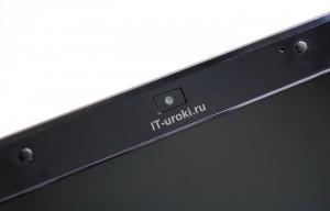 Веб-камера на ноутбуке (встроенная)