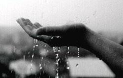 Влажная рука