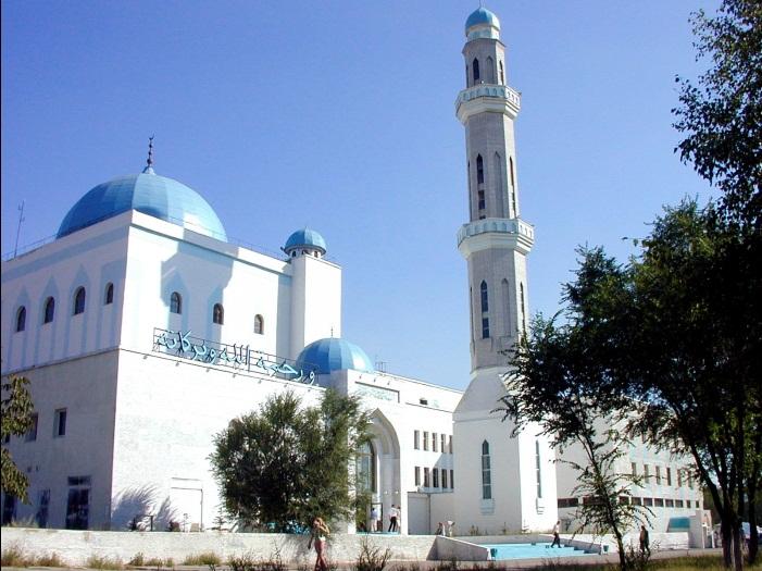 Мечеть новая