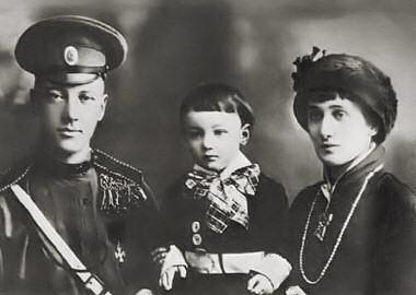Гумилевы - Ахматова