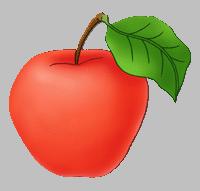 яблоко 1