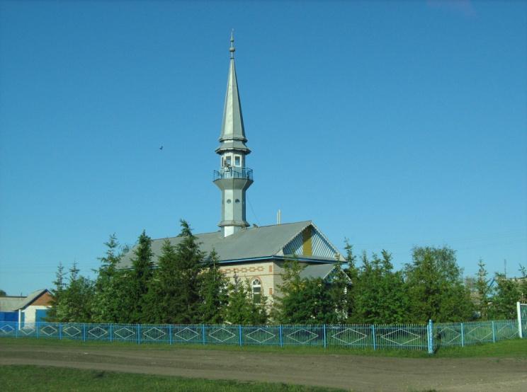 Мечеть с