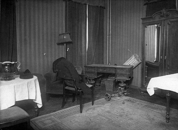 Комната, где был убит Есенин