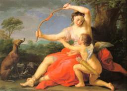 Афродита и Эрот