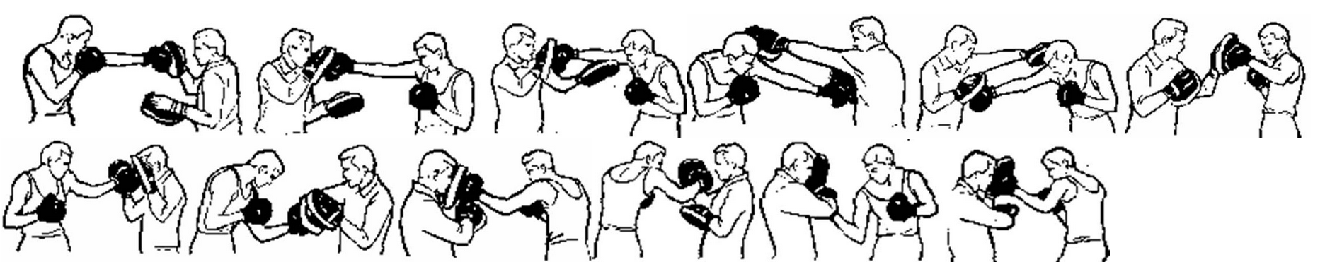 Упражнение для бокса в домашних условиях 202