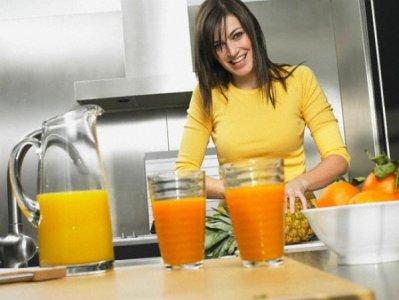 Полезны ли натуральные соки. Лечение соками