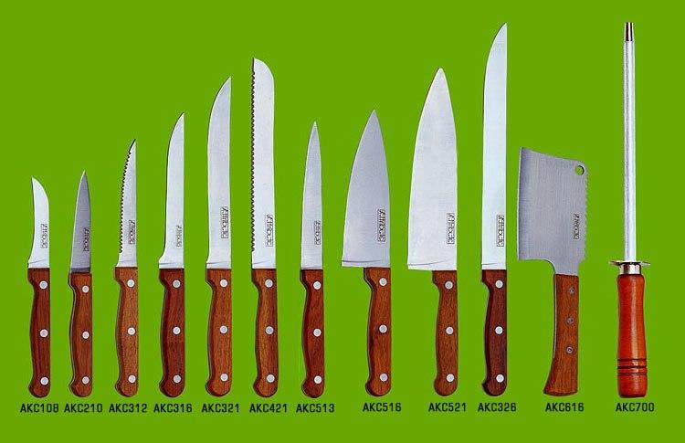 Как правильно выбрать кухонный нож Удобные штучки