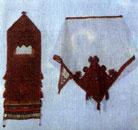 Женский головной убор 'шымакш' и платок