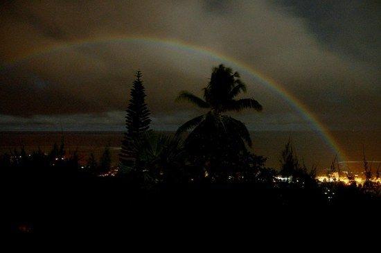 Почему появляется радуга