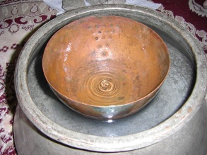 File:Ancient water clock used in qanat of gonabad 2500 years ago.JPG