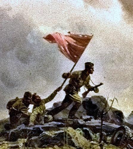 Штурм Сапун-горы. 7 мая 1944 года