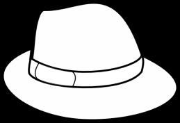 C:\Users\User\Desktop\каталоги\буквы\раскраска\шляпа\1206576685673534961rygle_Hat_Outline.svg.hi.png