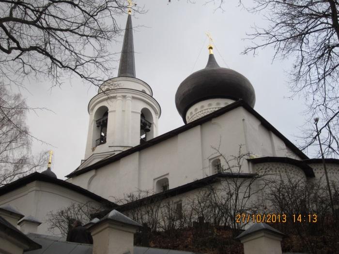 Основание святогорского монастыря реферат 7854