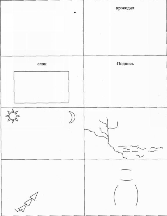 Нарисовать себя при психологическом тесте