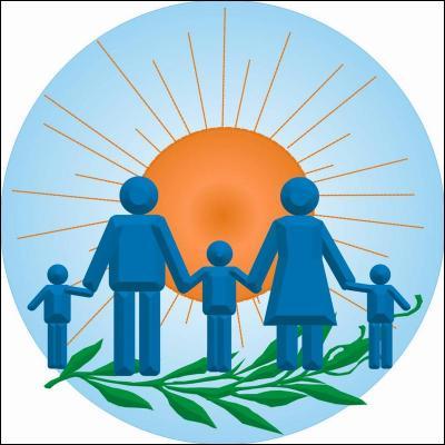 Схема семья