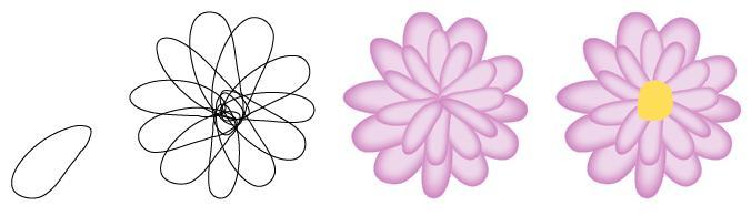 Делаем цветок