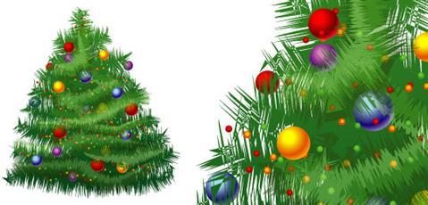 final christmas tree