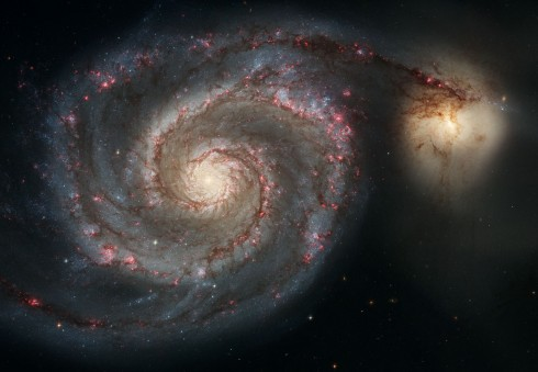http://selfire.com/wp-content/uploads/2012/05/Whirlpool-Galaxy-M51-and-companion-galaxy-490x339.jpg
