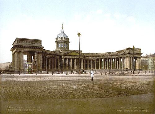 Коллонада Казанского собора (Санкт-Петербург)