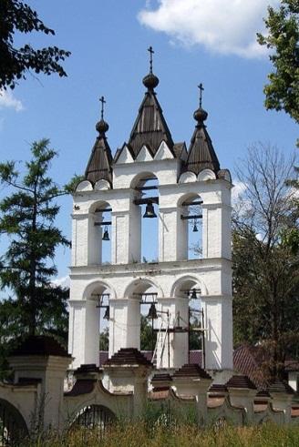Звонница Преображенского собора, Вязёмы