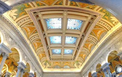 Библиотека Конгресса, США