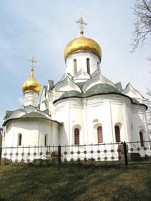 Южный придел преподобного Саввы Сторожевского собора Рождества Богородицы Саввино-Сторожевского монастыря