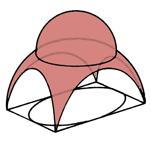 Купол на парусах