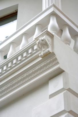 профилировка фасада
