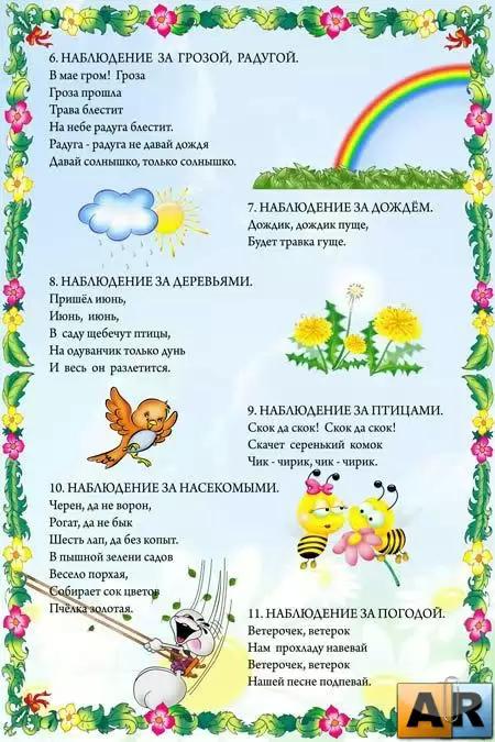 Стих для детского фотоальбома