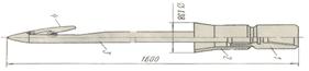 Удочка-крючок УК1-168.000