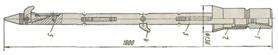 Удочка шарнирная УШ1-168.000