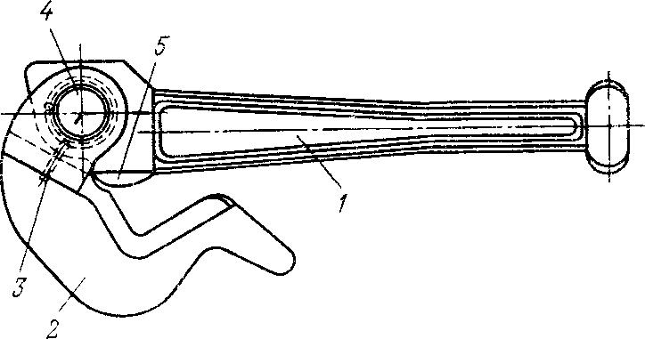 ключ КШШ16-25